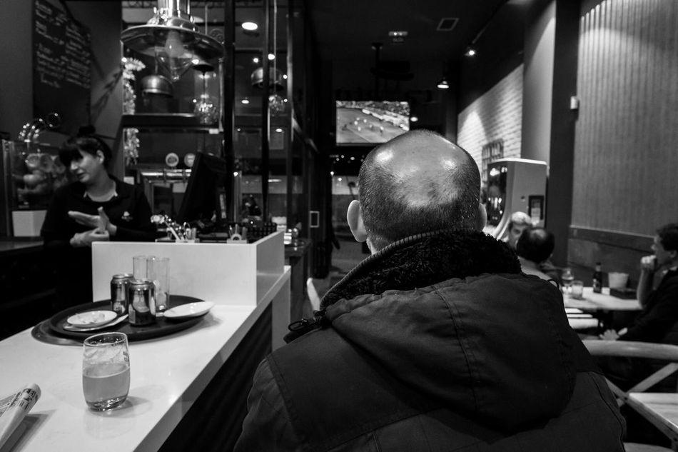Black & White Unpuntodevistadiferente Streetphotography Bn Bw Coffee