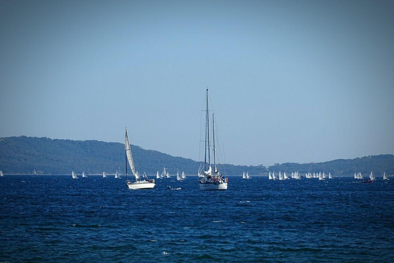 Sea Water Blue Plaisance Clear Sky Voiles Et Voiliers Bateau ❤️