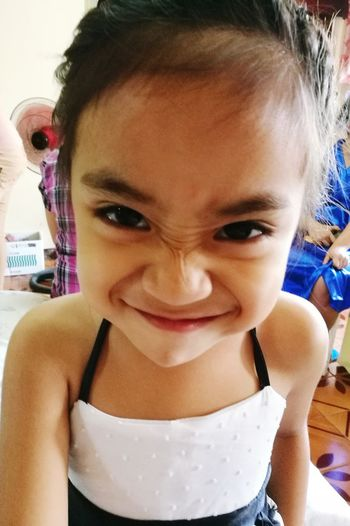 GGR Little Girl Close-up Portrait Cute Girl The Portraitist - 2017 EyeEm Awards