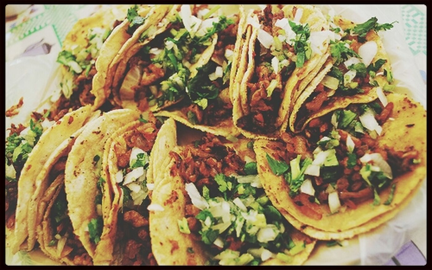 Mexican Food Pornfood Tacosalpastor