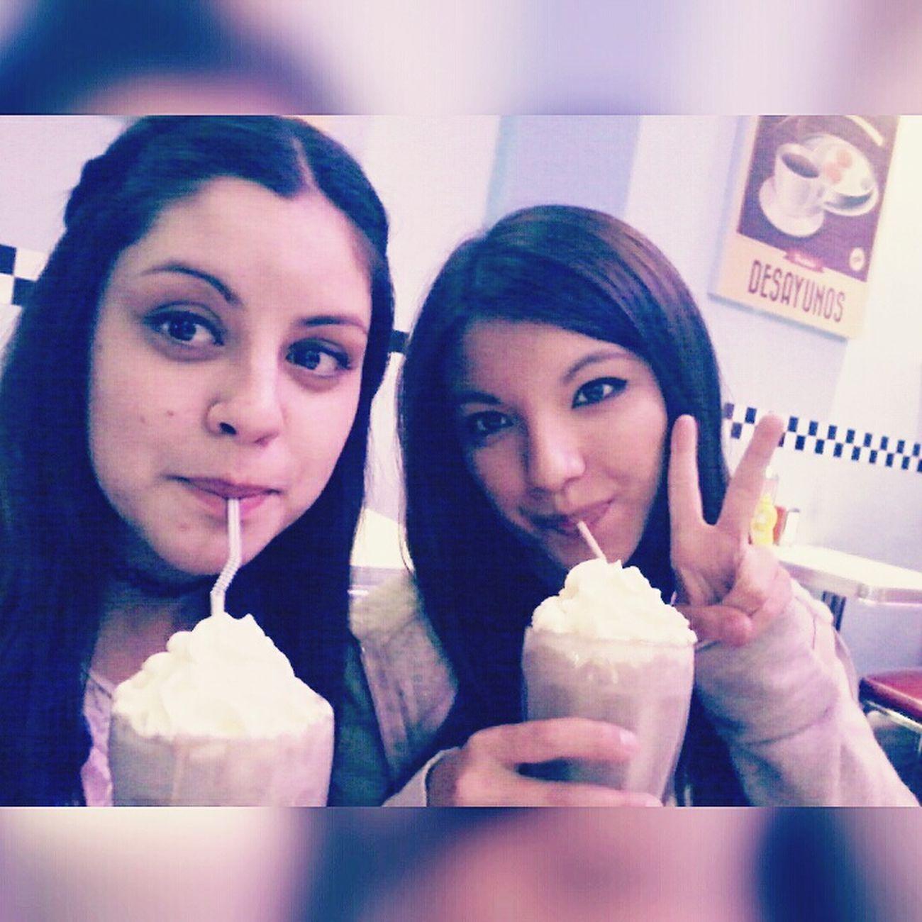 Sisters ❤ First Eyeem Photo Happy :) Recuerdos♥ Chile♥