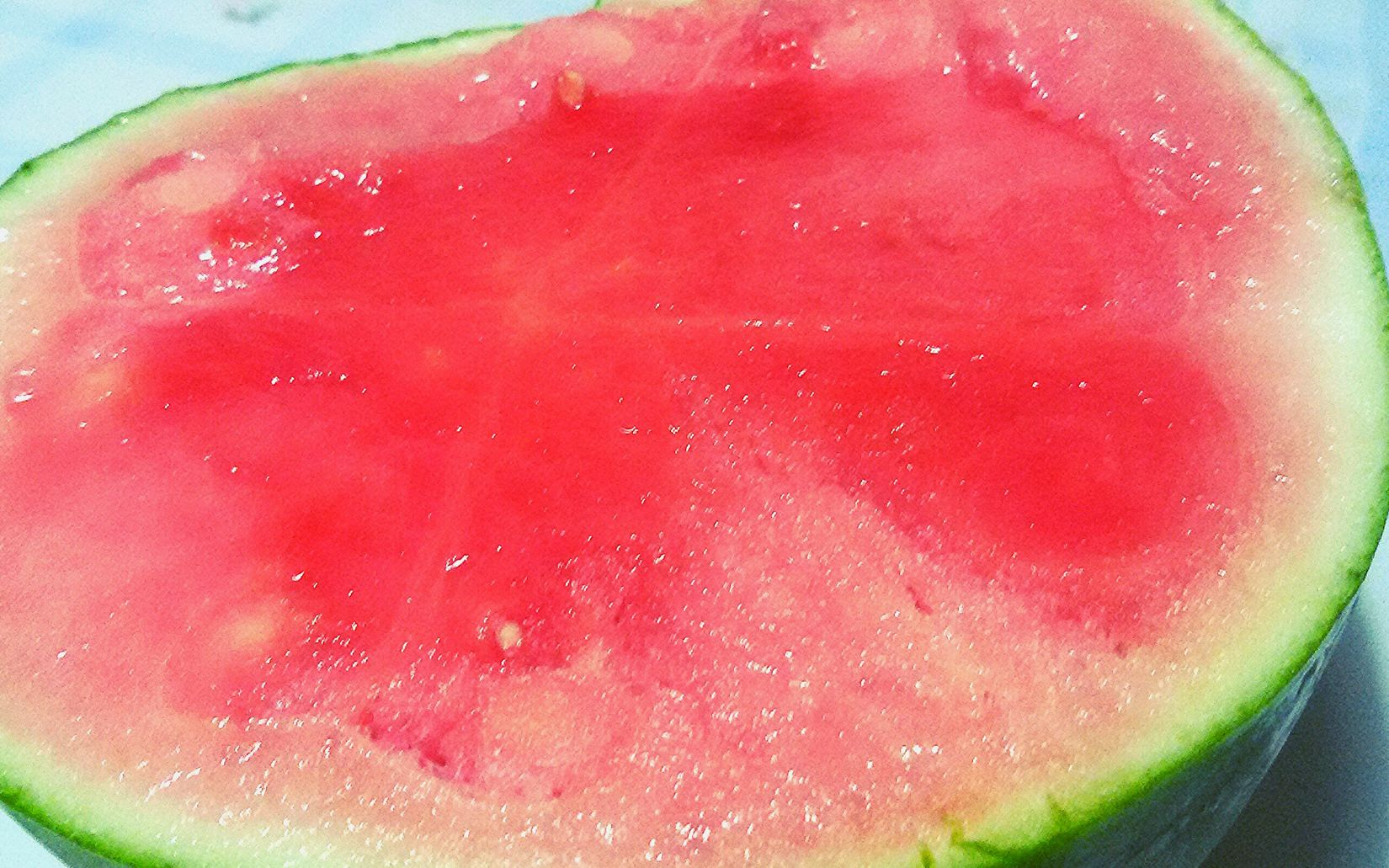 Baby Watermelon Breakfast Rawfood Vegan Food Summer