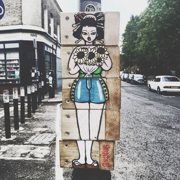 Art Street Art London