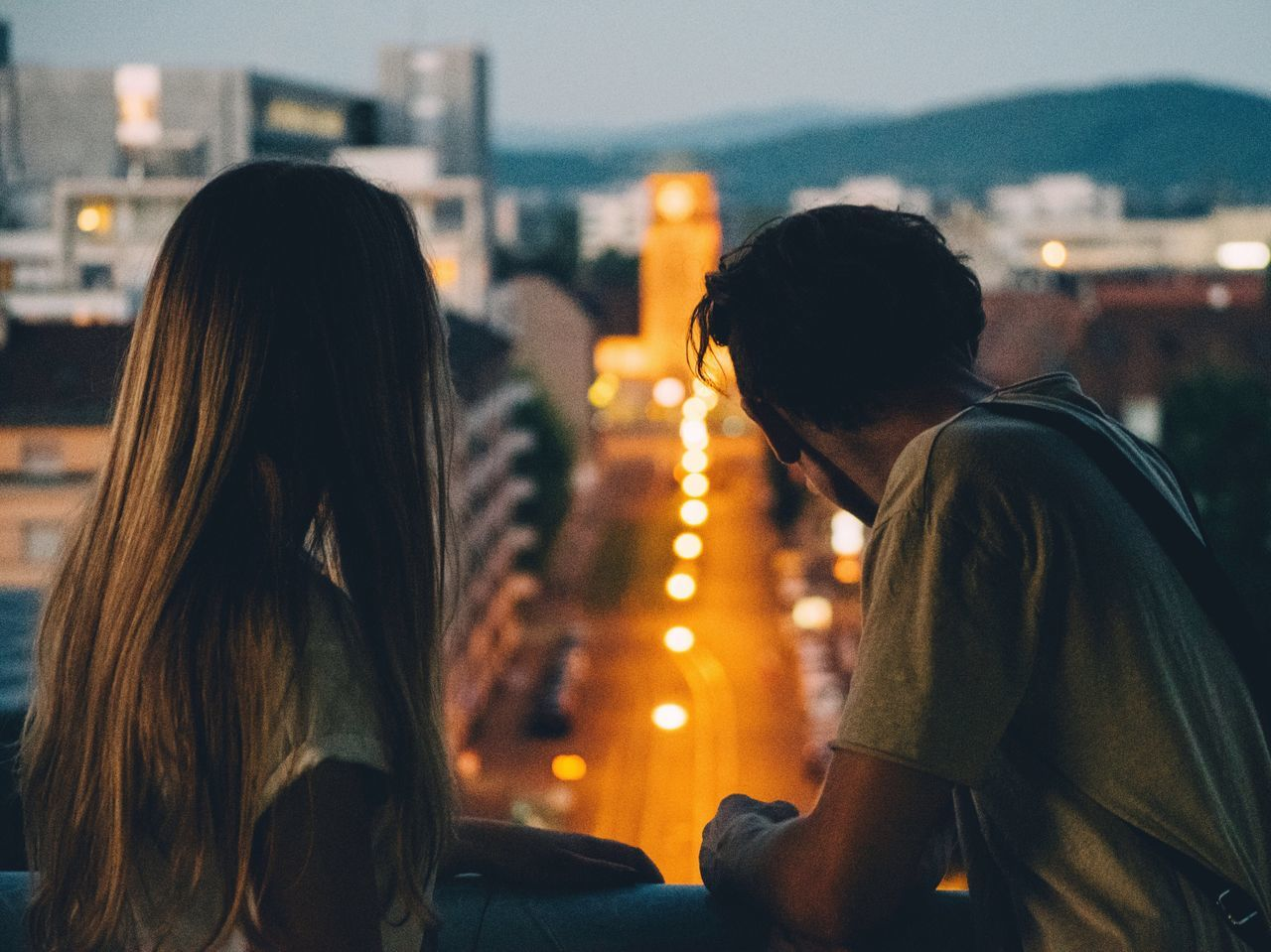 Beautiful stock photos of nacht, Aspirations, Balcony, Beginnings, Blond Hair