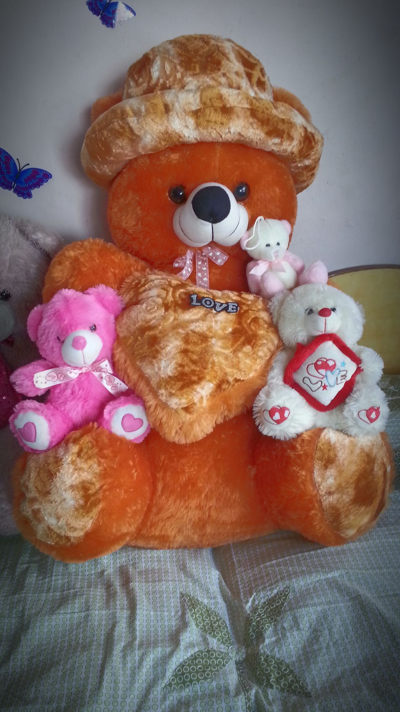 Randomclick Teddybear Teddylove Enjoying Life