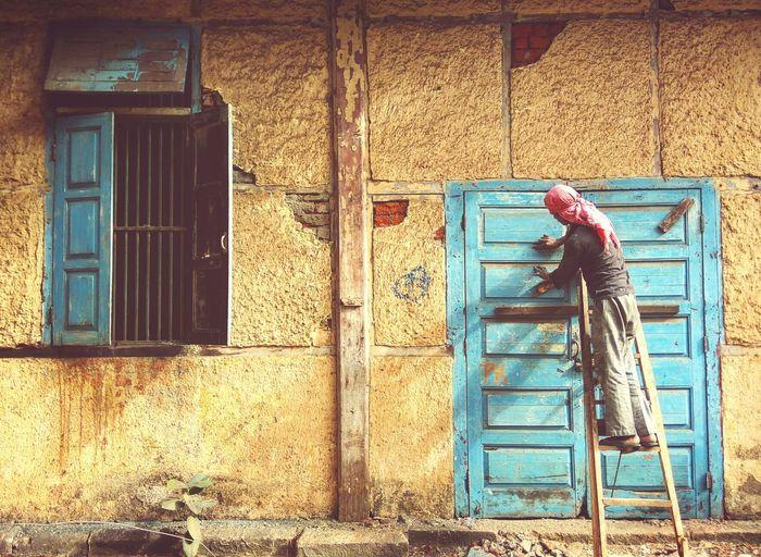 Daily labour .. Indian Dailylabour Lifeinmumbai Rpphotography Mobilephotography Mumbailife