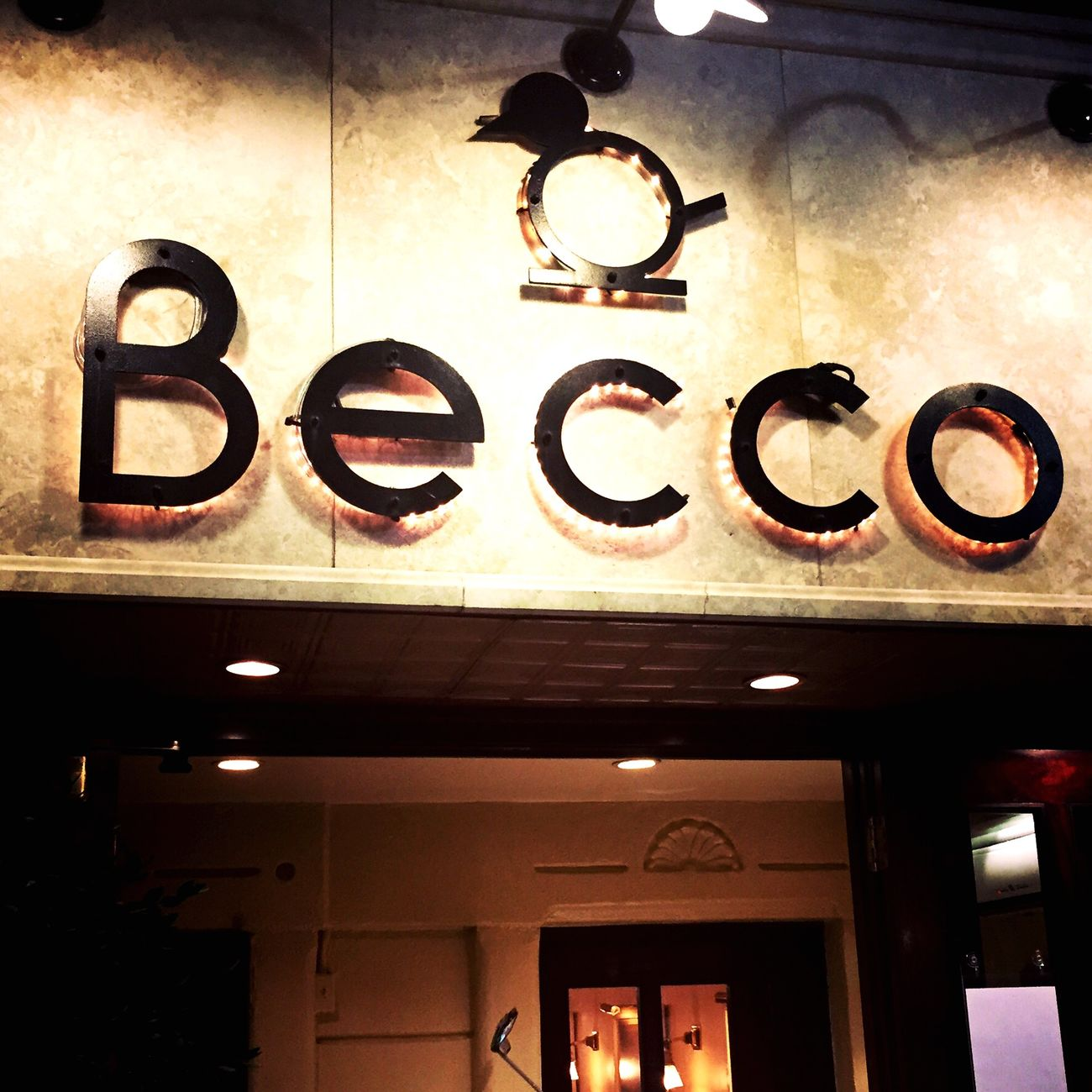 Becco NYC Travel Foodie Being A Tourist IPhoneography Favorite Places