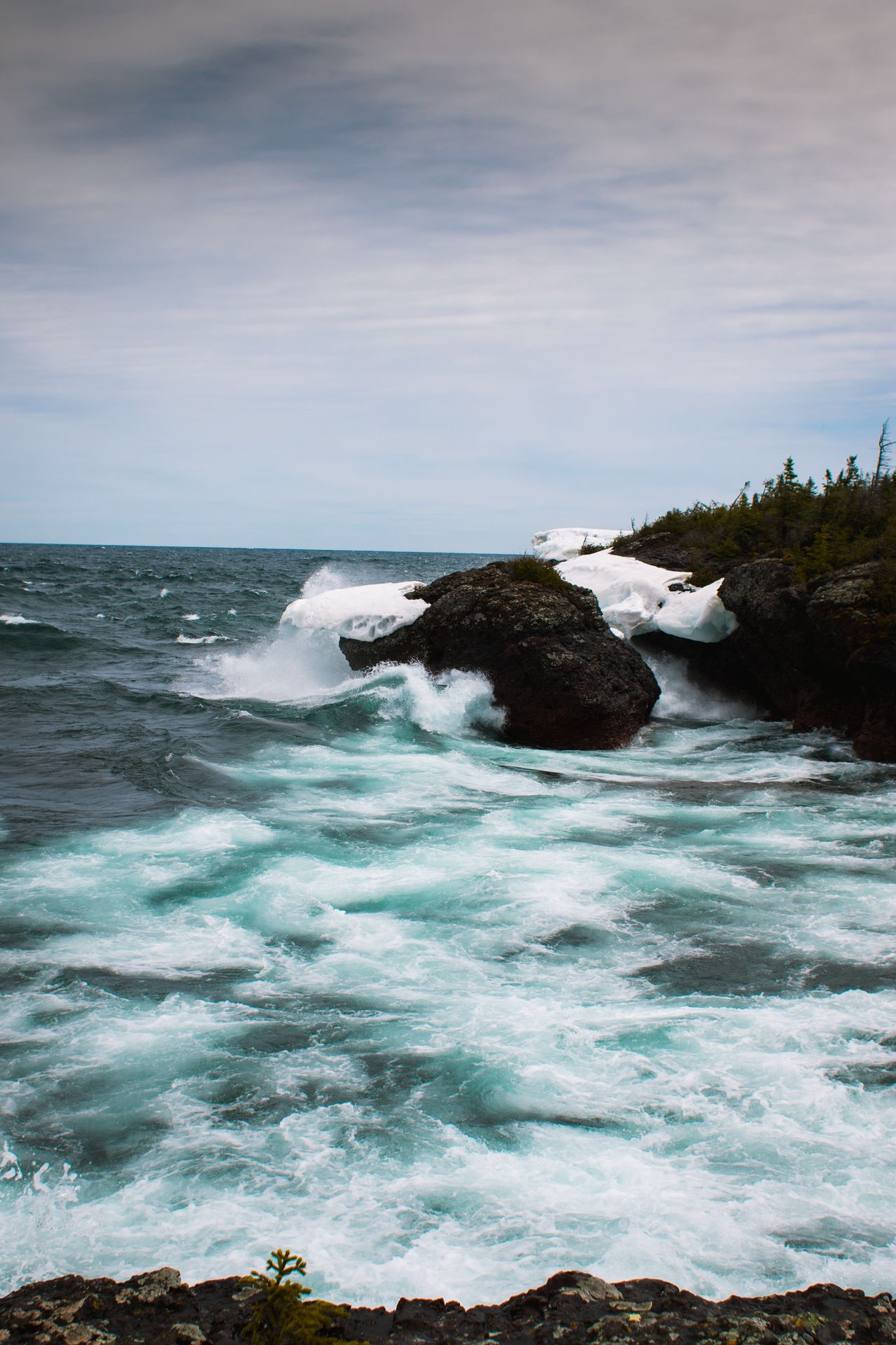 Lake Superior The Great Outdoors - 2017 EyeEm Awards
