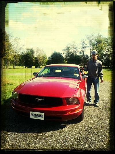 Loved Driving This Mustang!