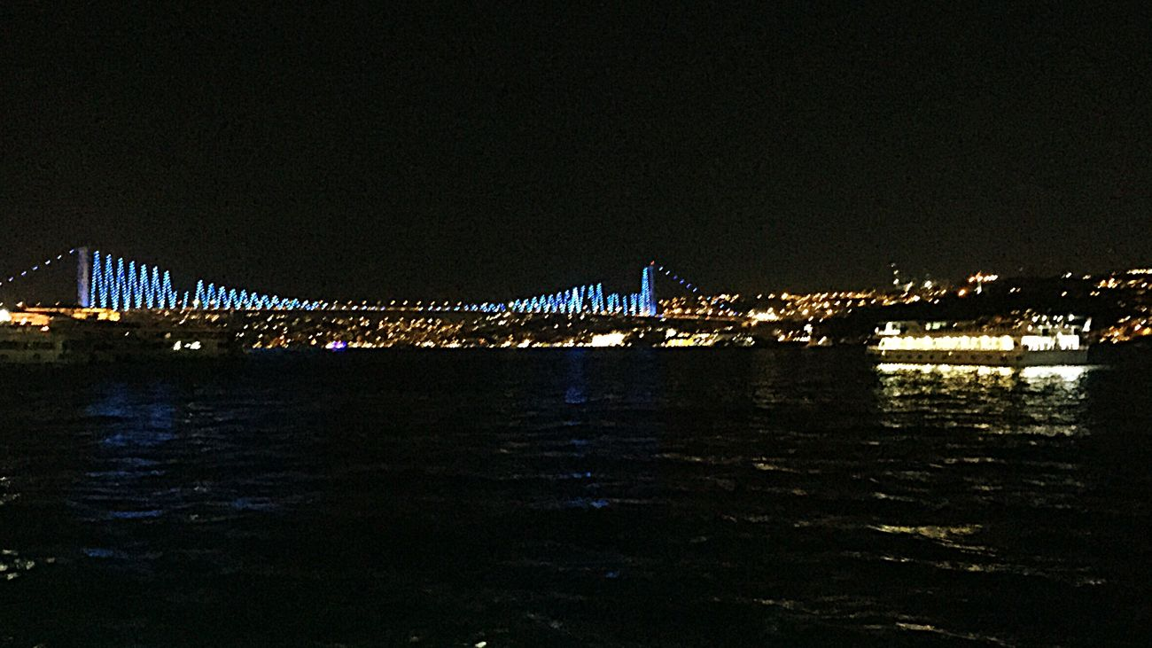 Boat Ride Enjoying The Sights Sail Away, Sail Away Ferry Bosphorus Istanbul