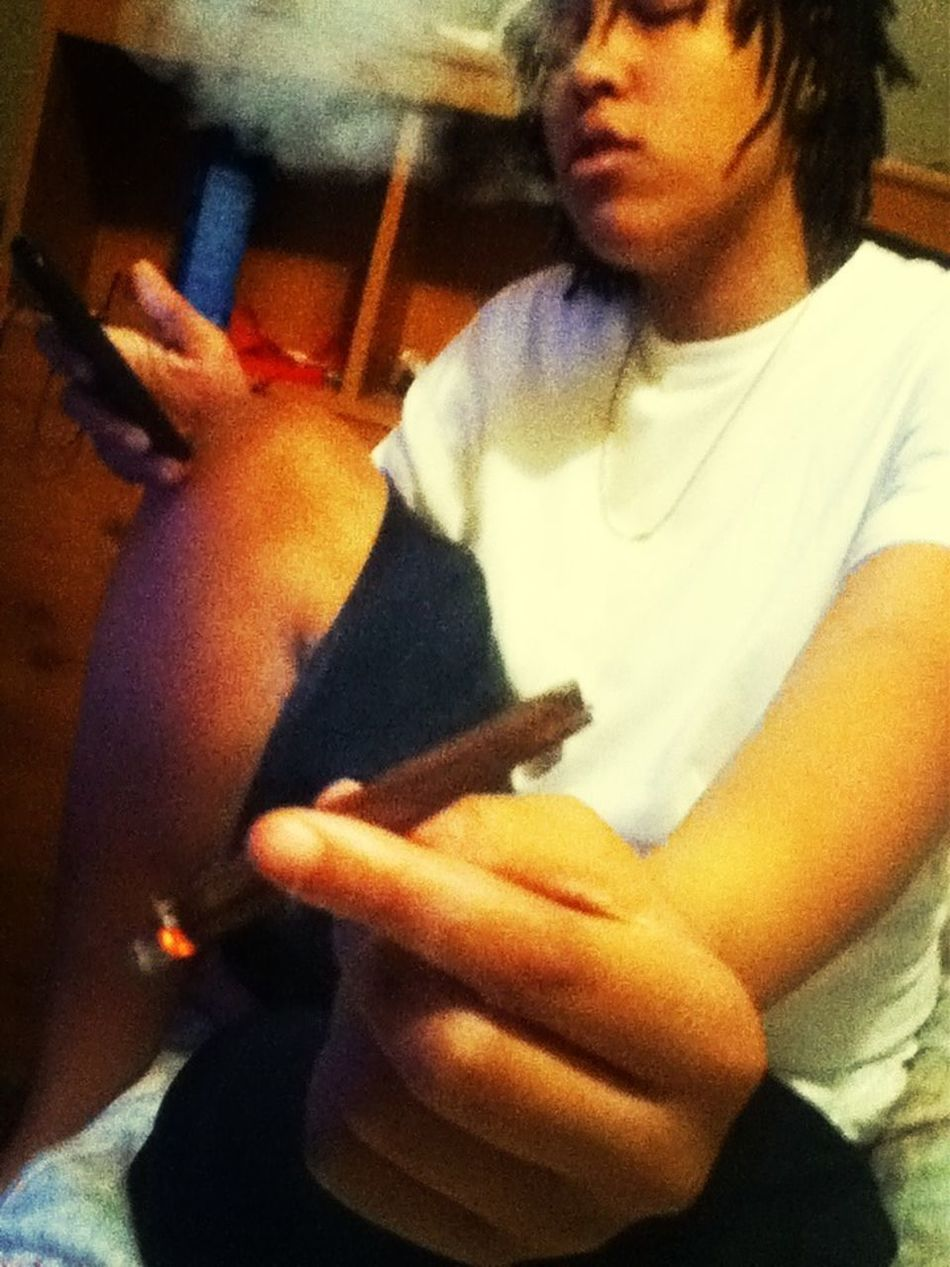Pass Me The Blunt