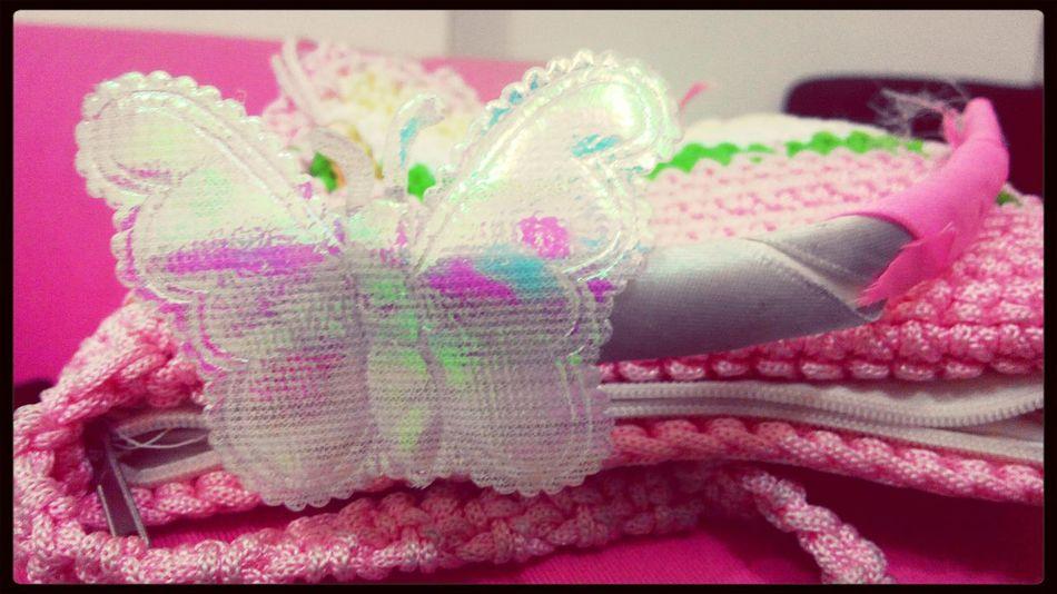Sisters ❤ Handmade Pretty In Pink