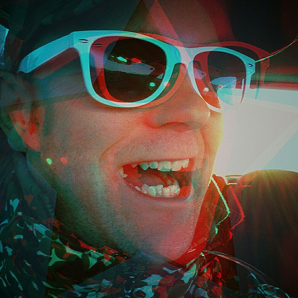 New Sunglasses lol Selfie Monday playing with Effects im 3D