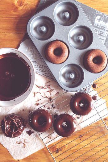Foodphotography Doughnuts
