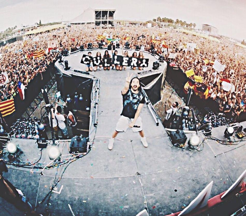 Medusasunbeachfestival Steveaoki Cullera
