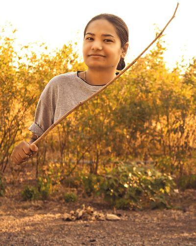 Photoshop Portrait Outdoors Sunlight Morningcolours