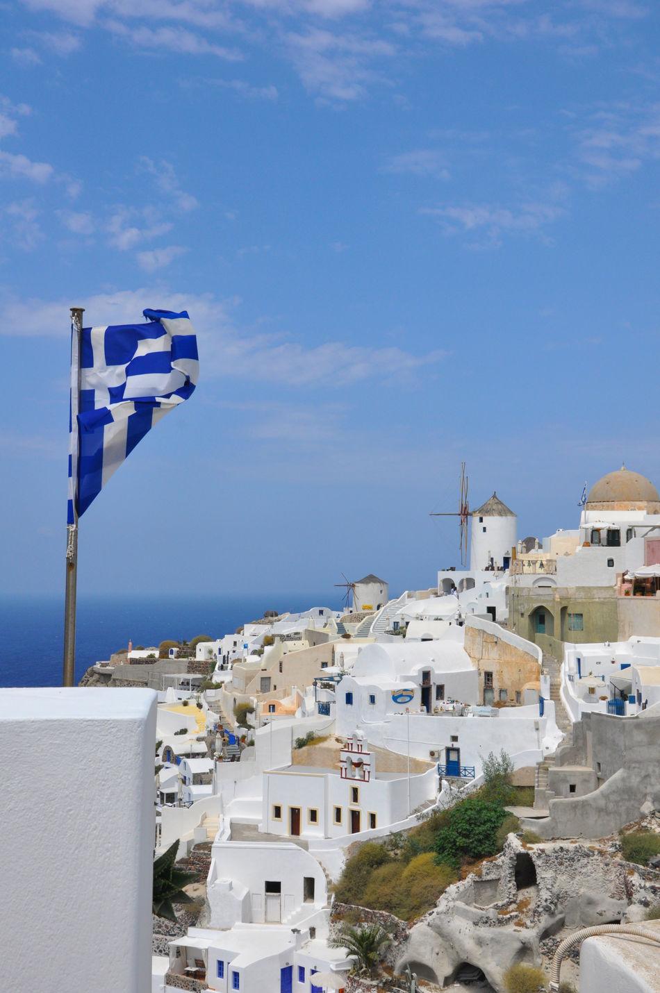 Beautiful stock photos of athens, Architecture, Blue, Building Exterior, Built Structure