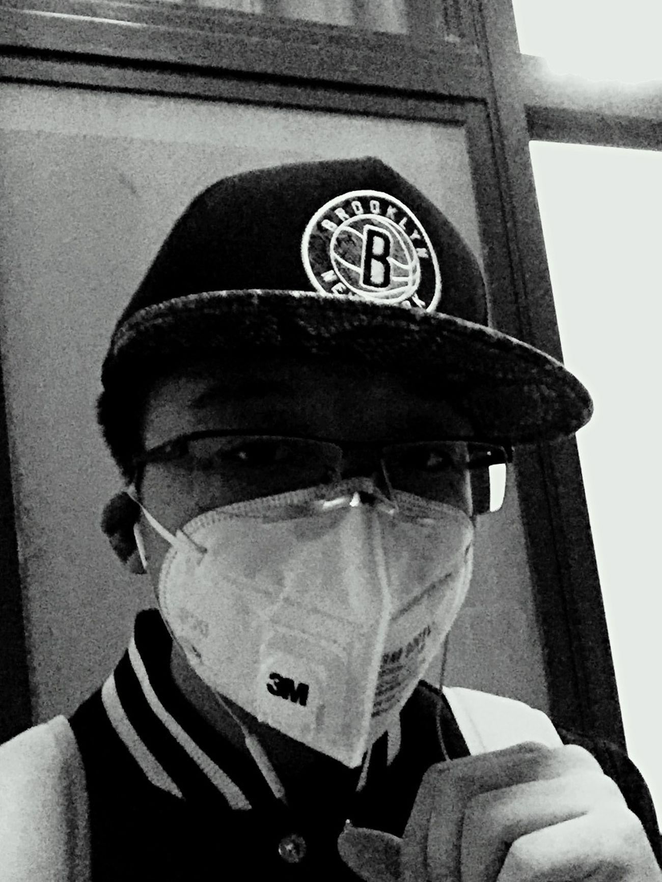 防毒面具是什么鬼😝