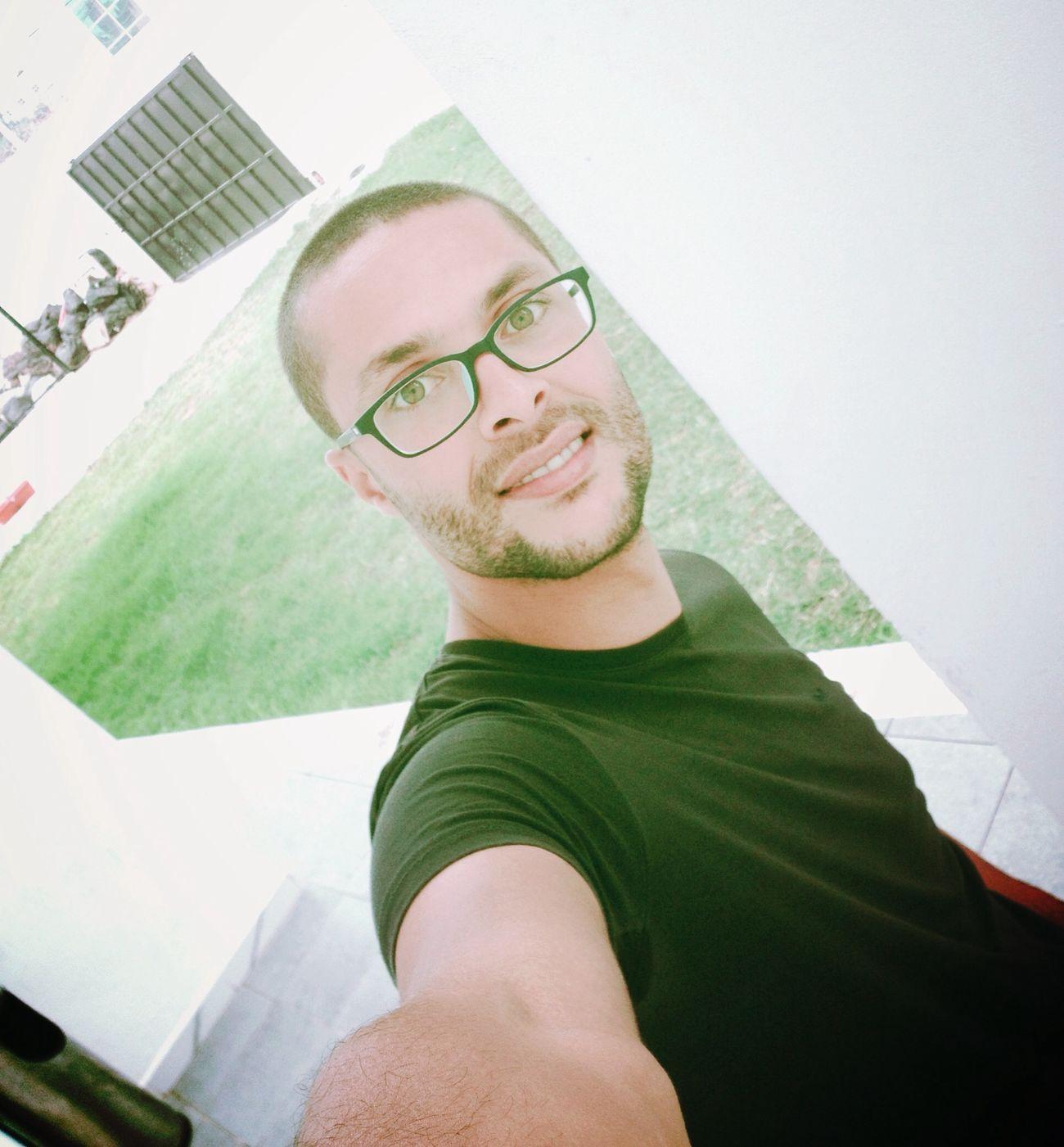 Selfie ✌ MORNiiNG Glag  Tunisia Fucken Life