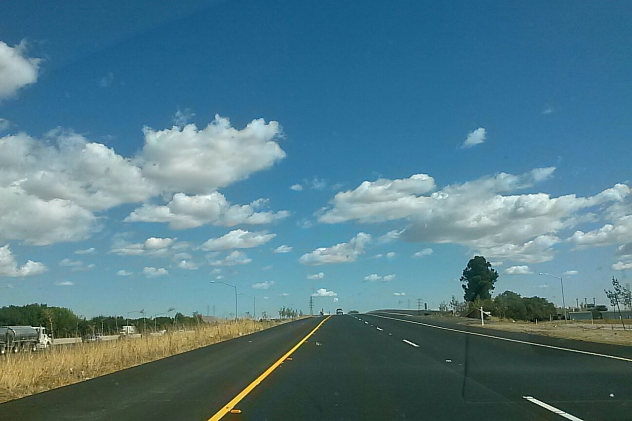 the way forward, road, transportation, sky, diminishing perspective, cloud - sky, day, no people, outdoors, nature, tree