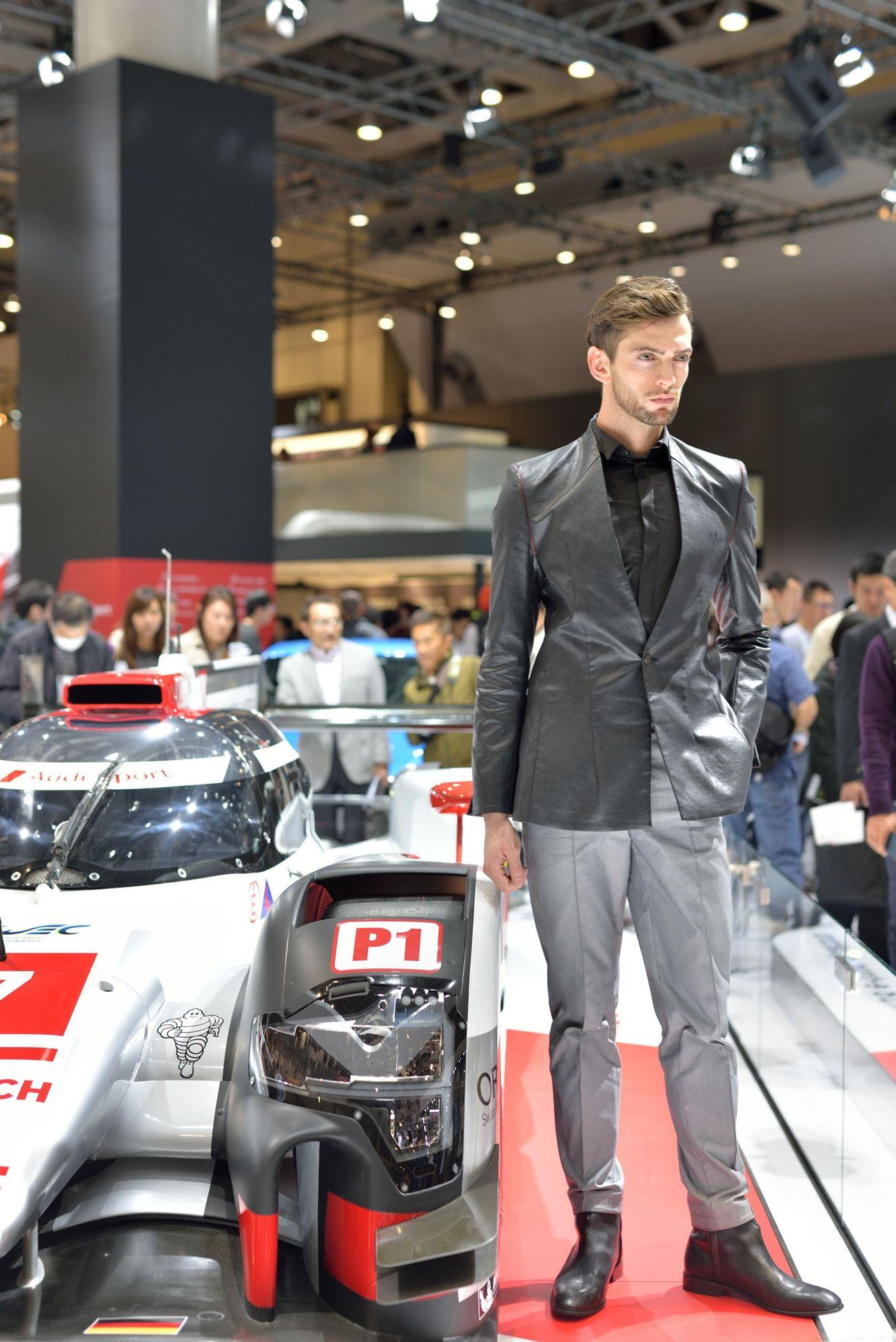 Tokyomotorshow2015 東京モーターショー2015 CarShow Car Model Model Pose Model Shoot Guy Modeling Cool