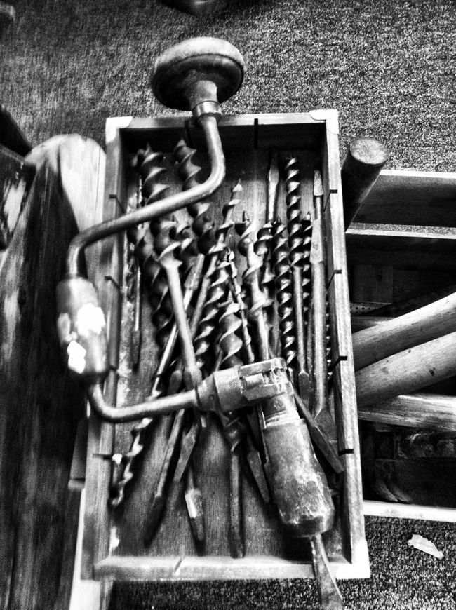 worman's toolbox EyeEm Best Shots - Black + White Blackandwhite AMPt_community Streetphotography