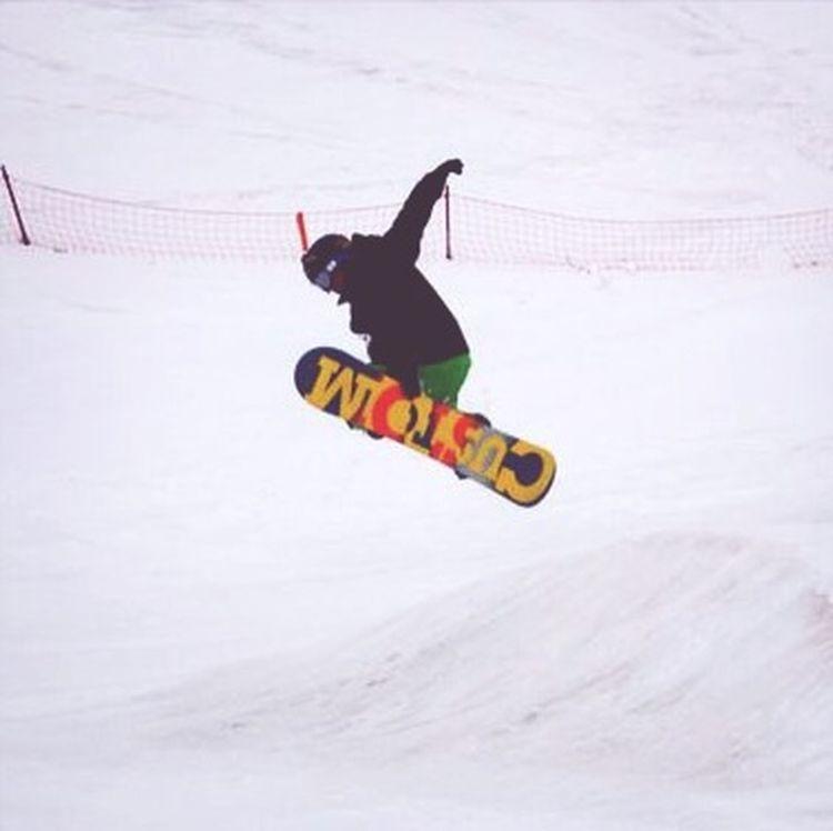 Un Method en Valle Nevadl el Domingo Snowboarding Burton Snowboard Valle Nevado Chile