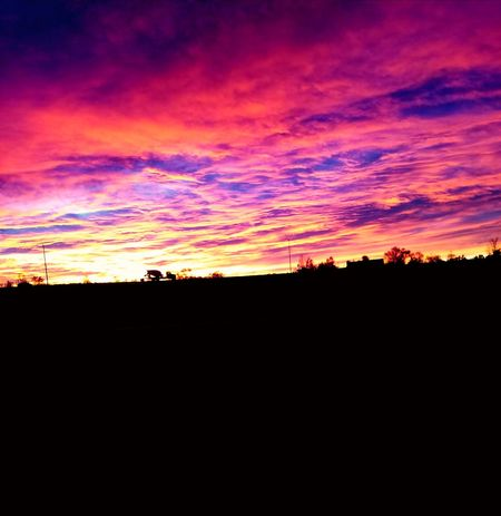Colorado Sunrise Nature Multi Colored Scenics Beauty In Nature Tranquility Landscape No People Tree Day Sky Outdoors Backgrounds Sunrise_sunsets_aroundworld