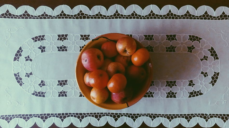 Beautiful stock photos of apple, Apple, Day, Directly Above, Food