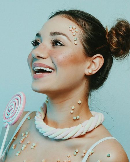 Sweet smile 😊 Candy Smile Portrait Girl