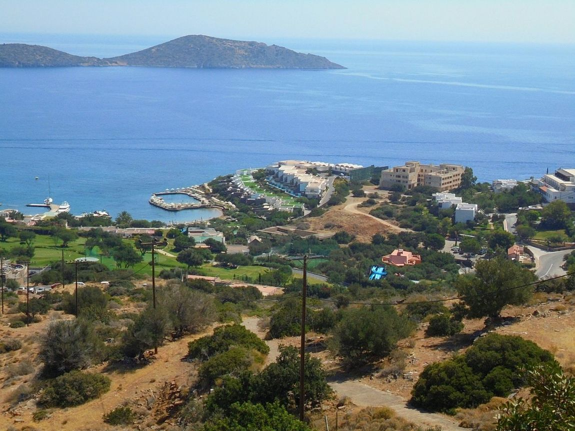 Ilovegreece Kreta Elounda Lovelynatureshots WonderfulJourney Sea View Bluesea