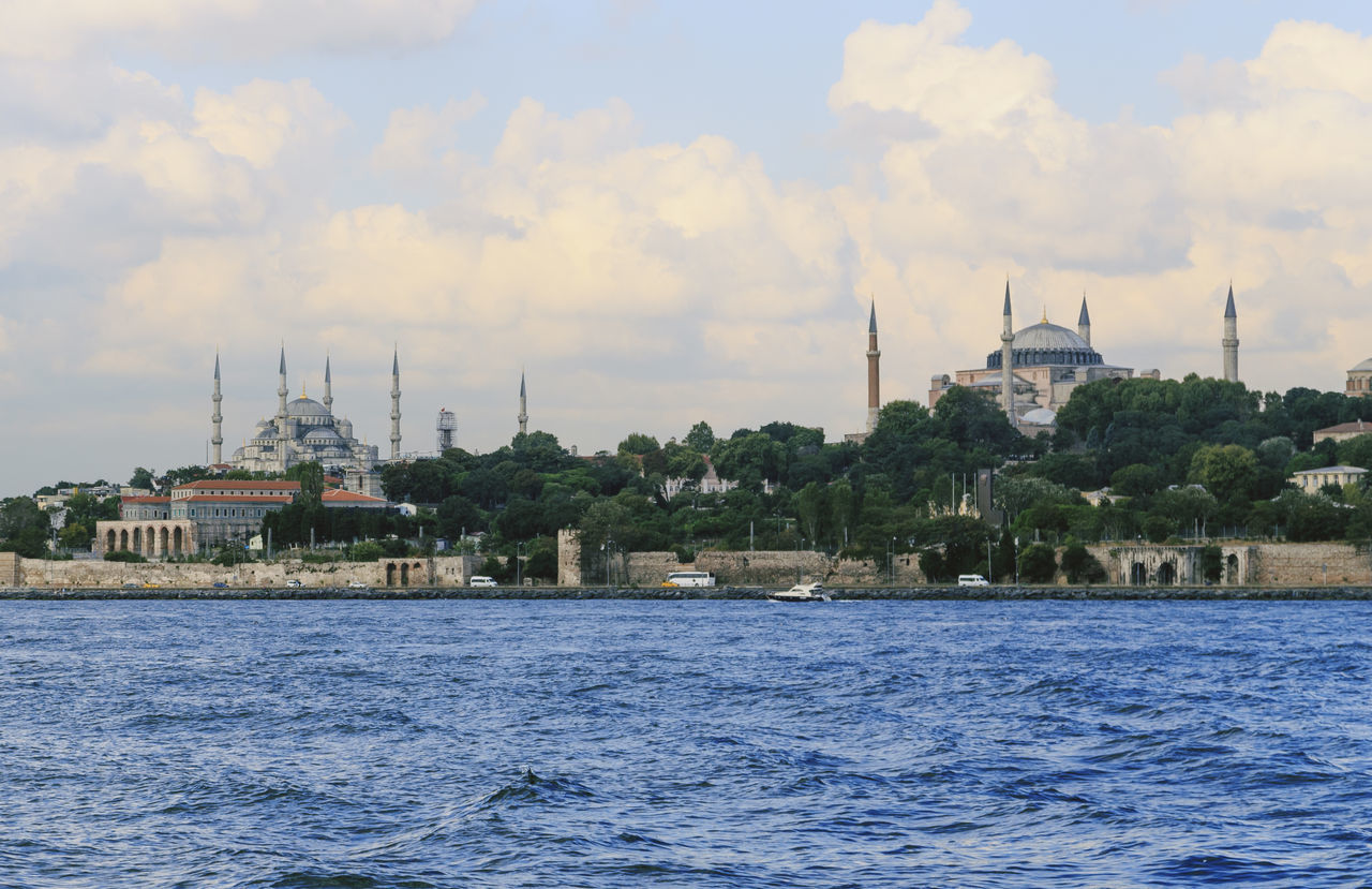 Beautiful stock photos of istanbul, Architecture, Blue Mosque, Building Exterior, Built Structure