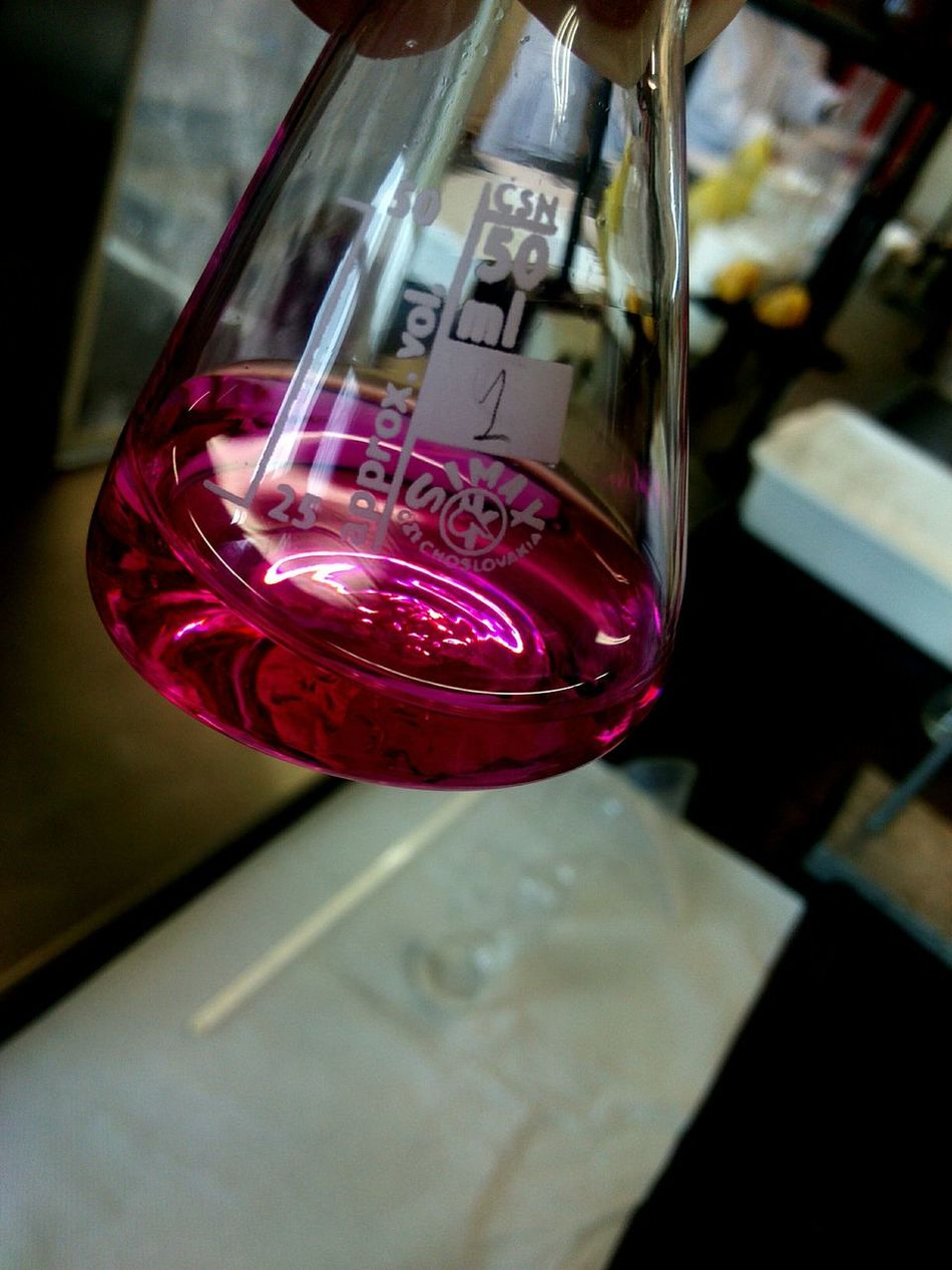 Taking Photos Chemistry Chemistry Lab College Acids Physics Pink Check This Out