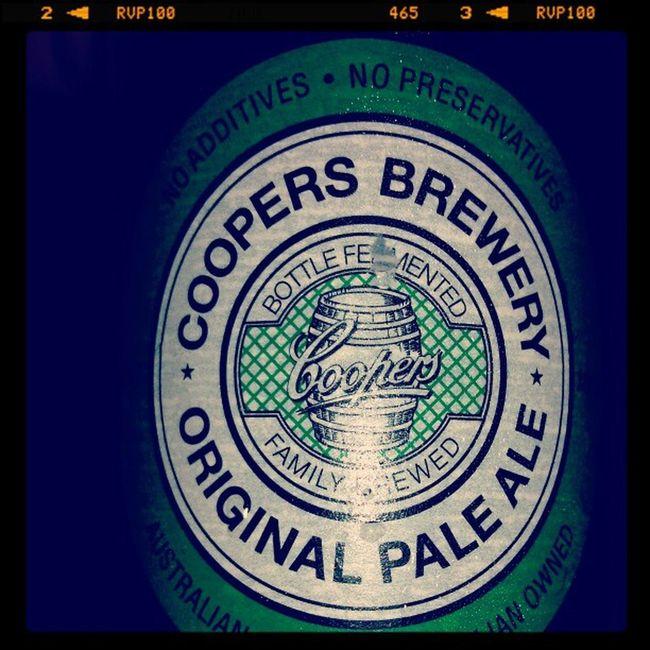Оченьочень хорошо. Ale Australian Coopersbrewery Beer thailand