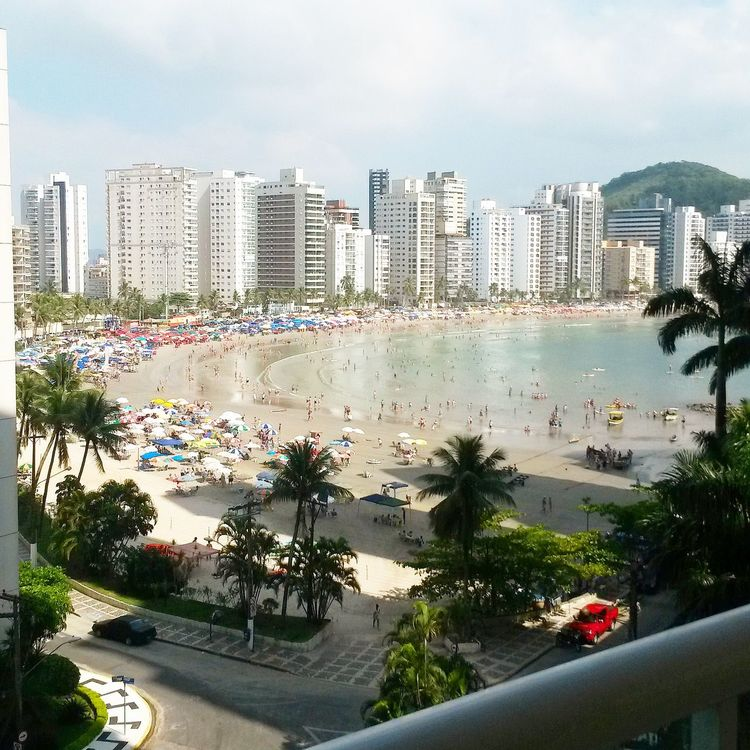 City Nature Beauty In Nature guarujacity Asturiasbeach Brasil