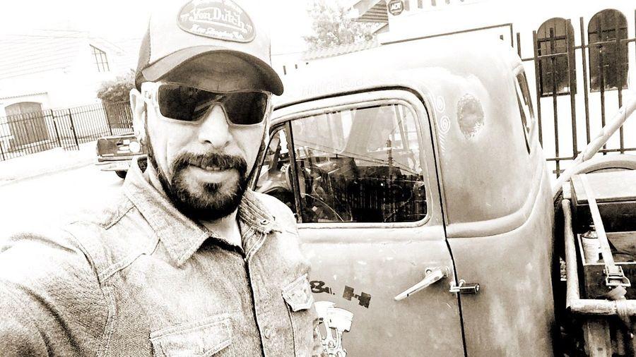 RatRod That's Me Garage Mechanic Chevy