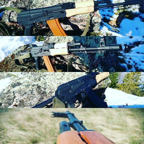 AK47 Ak47(; Taking Photos Hello World Relaxing AiRSOFTGUN Airsoft Airsoftsports Love Gunner Gun First Eyeem Photo Mylove