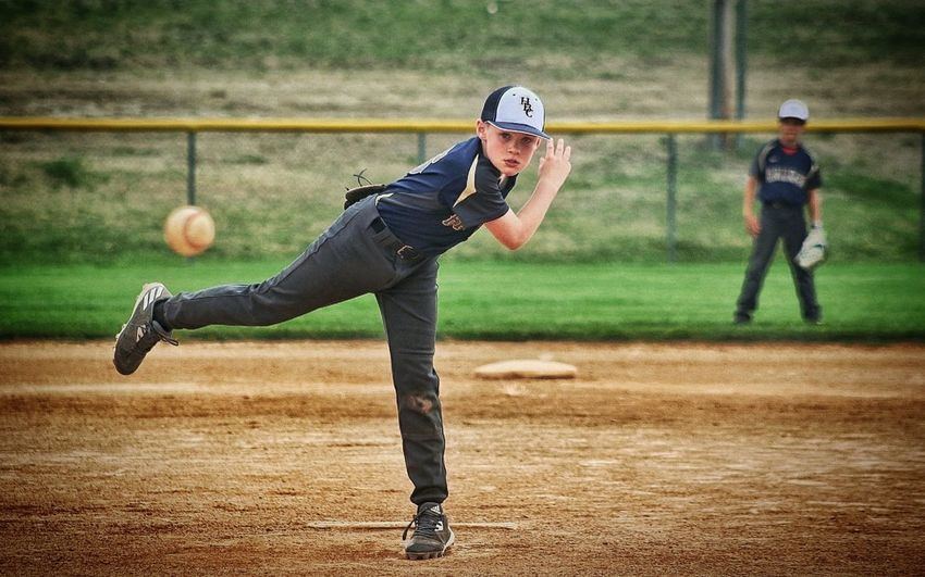 Baseball Pitcher Athlete Baseball ⚾ Competitive Sport Motion Ball Mid Pitch Competition Sport Baseball Player Baseball Uniform Pitchersmound Place Of Heart