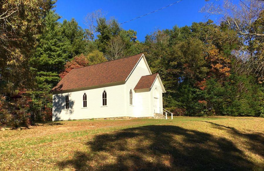 Old Church Hendersonville,NC