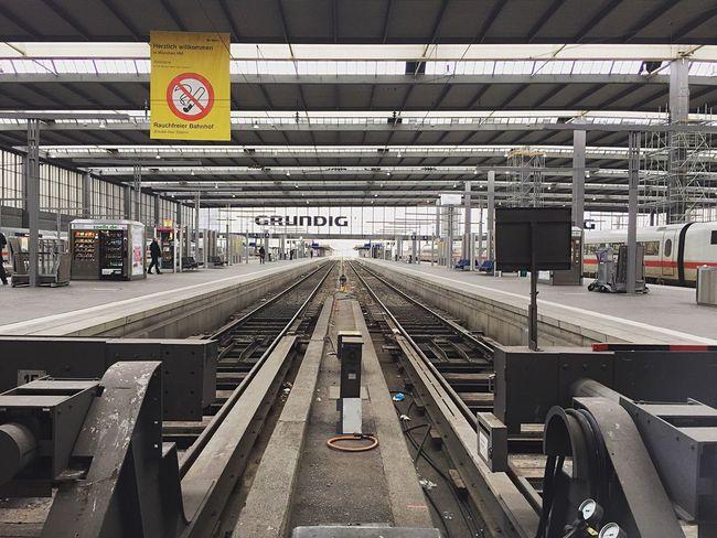 Travel Trainstation