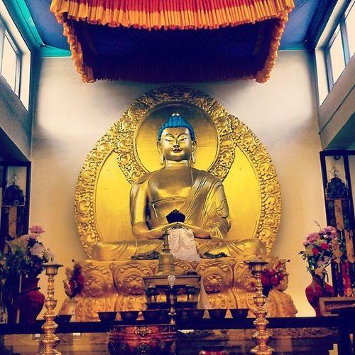 Leh Japanese  Stupa Aura Peaceful Spiritualty Bicycle Ride Early Morning Atisha Travels Ladakh