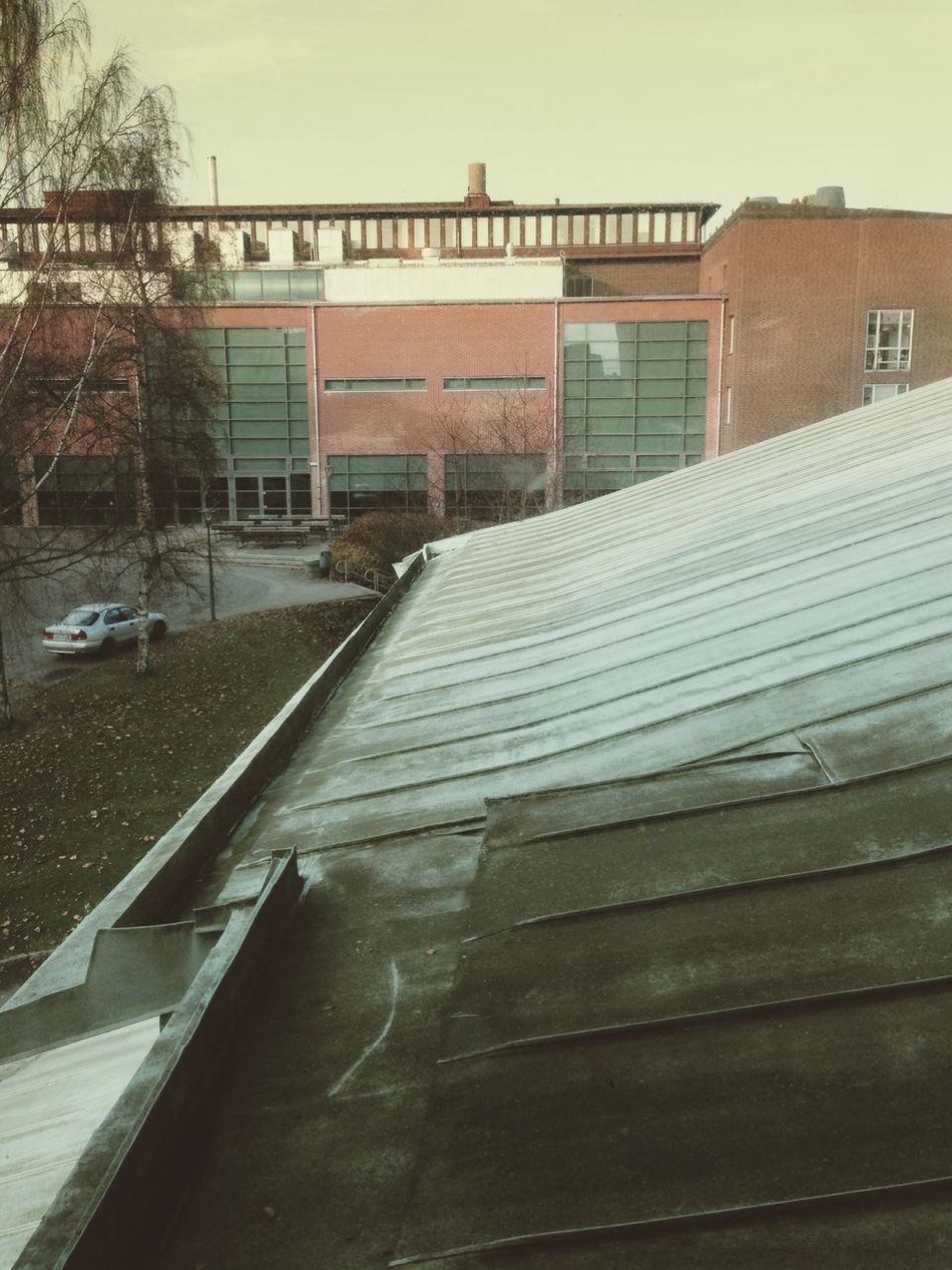 Copper  Roof Top