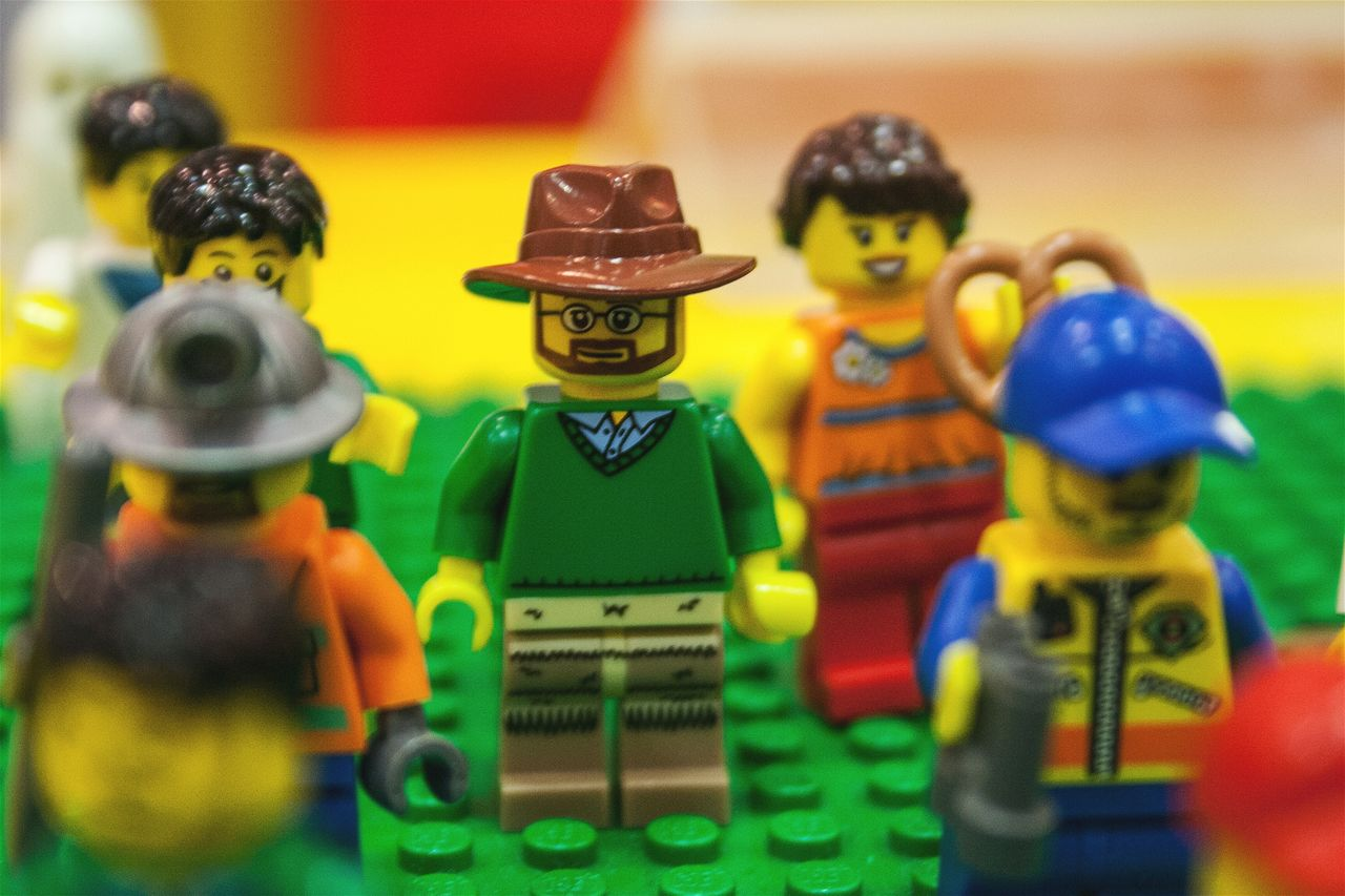 W.W. | Portraits collection | City EyeEm Питер LEGO Focus Colorful Breaking Bad Uncertaintyprinciple Hat Russia, St.Petersburg EyeEmRussianTeam