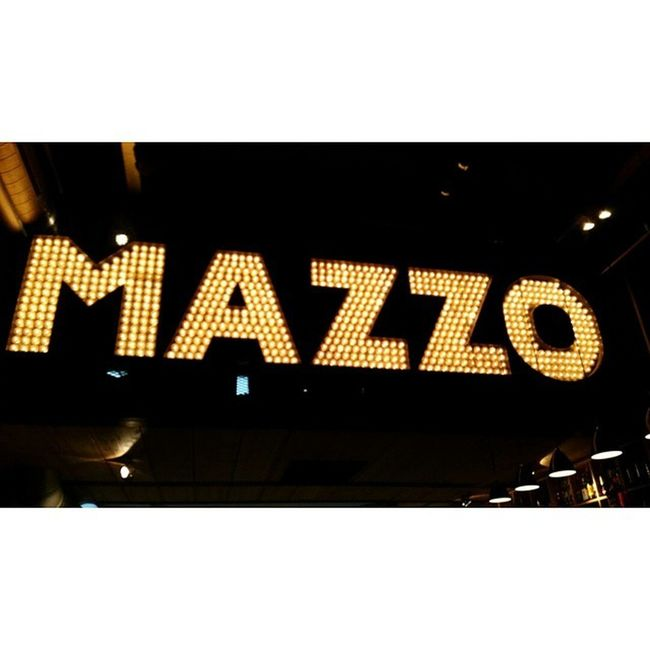 A nice place to eat ☺ Amsterdam Netherlands Mazzo Food