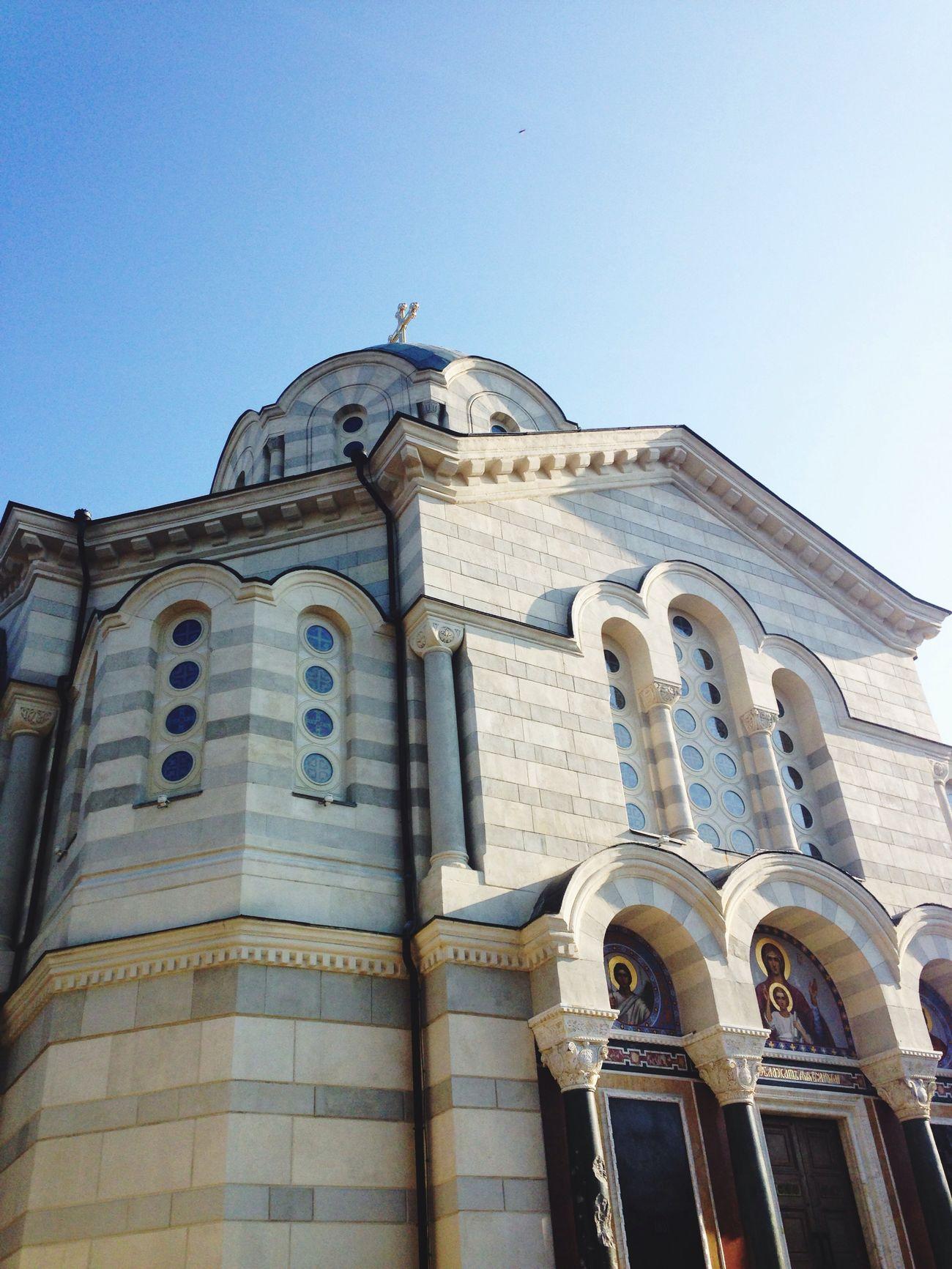 Владимирский собор. Sevastopol  Crimea Church