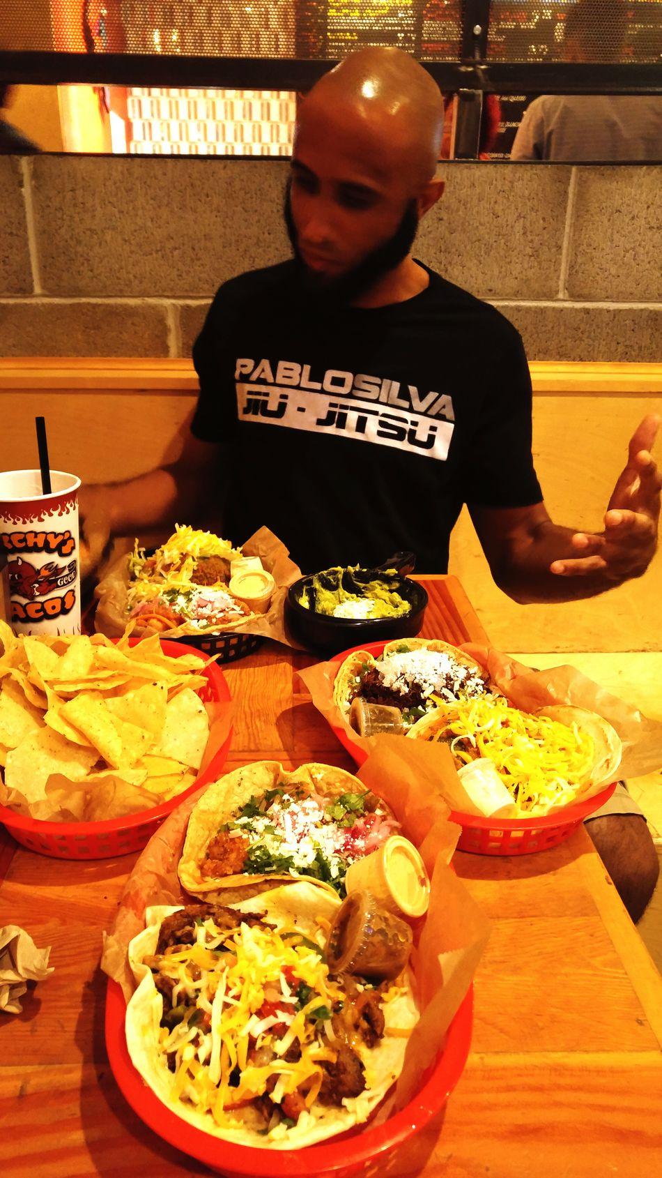 Late post. Feeding my shug before Bjj comps Friday Night Hungry Houston Texas Torchystacos Food Porn Awards Tacos❤ Yummyinmytummy
