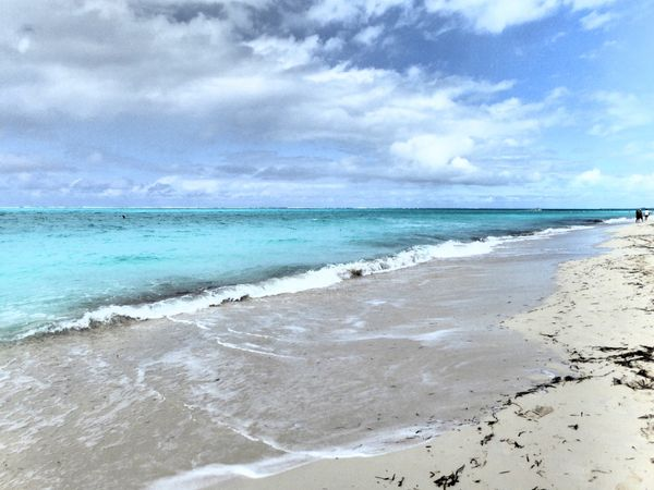 Premium Collection Horizon Water Outdoors Sky Nature Tranquil Scene Beauty In Nature Tranquility Sand Surf Beach Selected For Premium Selected For Premium. Turks And Caicos Turksandcaicos Turks And Caicos Islands Turks Distance People In The Distance Premium Collection