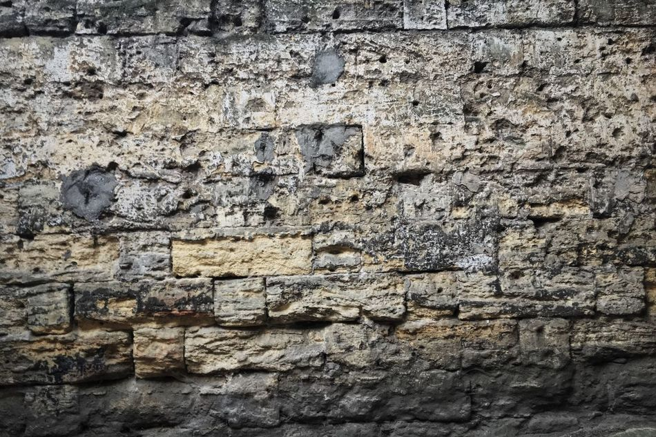 Backgrounds Brick Wall Close-up Coquina Coquina Wall Day Detail Deterioration Full Frame Nature No People Old Outdoors Pattern Pattern Pieces Pattern, Texture, Shape And Form Rough Surfaces And Textures Texture Textured  Textured  Textures Textures And Surfaces Wall Wall - Building Feature