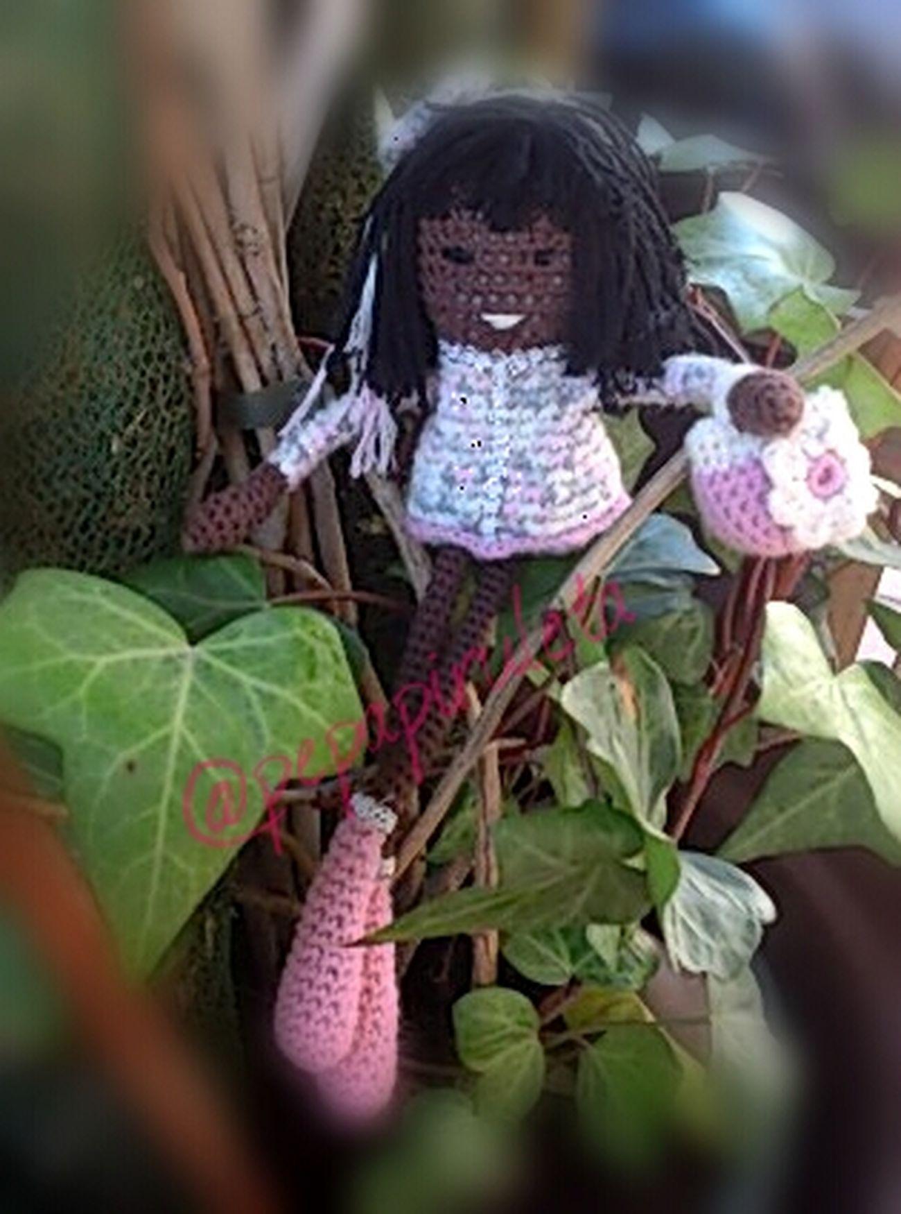 Crochet Amigurumi @pepapiruleta Labores Pepa Piruleta