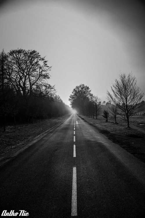 On The Road Monochrome Vetto Team EyeEm Best Shots